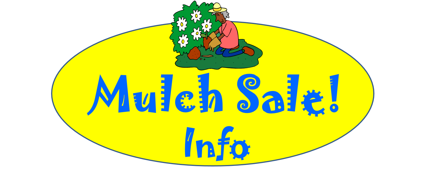 Mulch Sale Information Here!